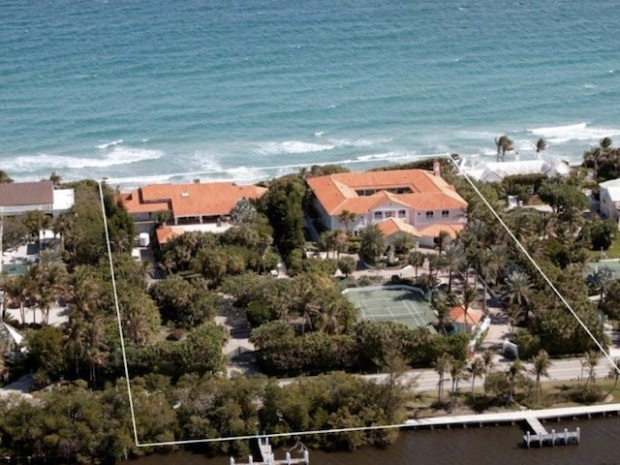 Don King Re-Lists $27.5M Two-Home Florida Compound
