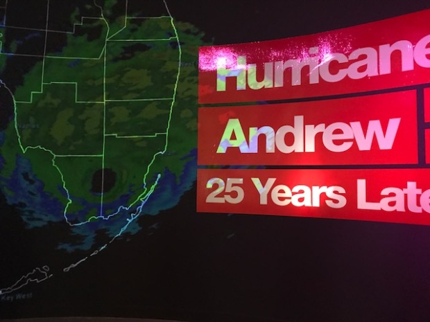 HistoryMiami Museum Marks 25th Anniversary of Hurricane Andrew With Exhibit