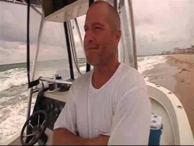 [MI] Man Tossed Overboard Speaks About Swim