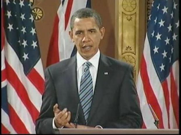 [LA] President Obama Drops Ball on Soccer