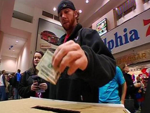 [PHI] Sixers Fans Pour in Donations