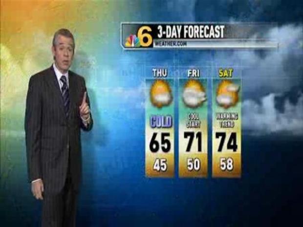 [MI] Web Weather -- 6:30 PM -- Jan. 12, 2010