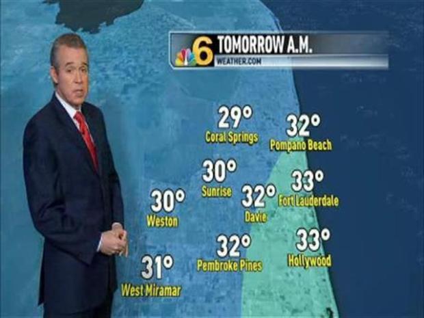 [MI] Web Weather -- 6:30 PM -- Dec. 13, 2010