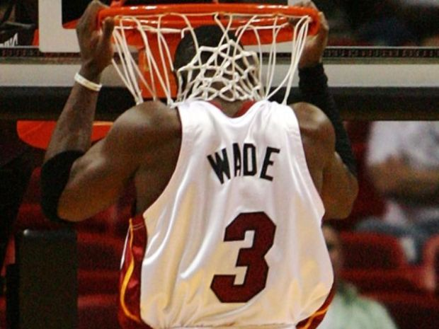 D-Wade for 3