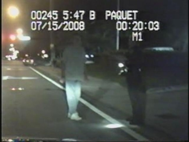 [MI] DUI Suspect All Over the Place
