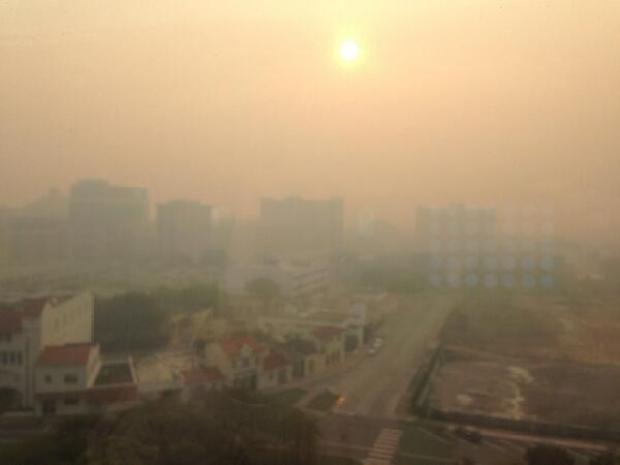 Your Photos: South Florida Covered in Smoke