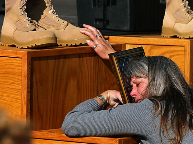 [DFW] Dramatic Photos: The Fort Hood Tragedy