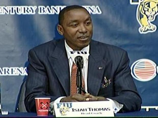 [MI] Isiah Thomas The Next Coach K