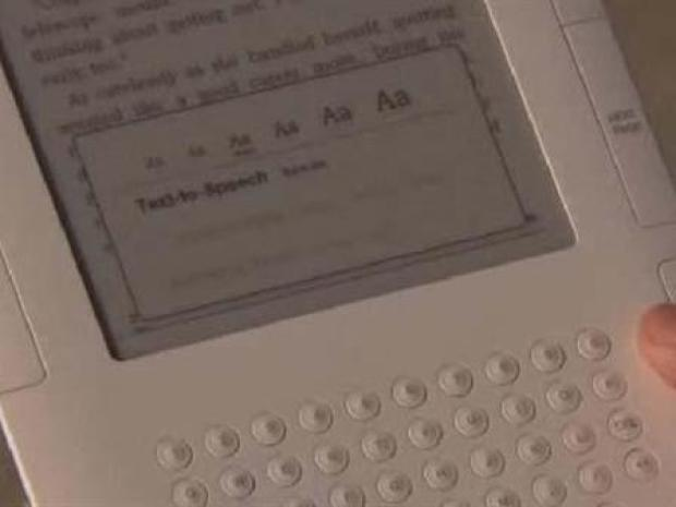 [LA] Amazon Shows Off Kindle