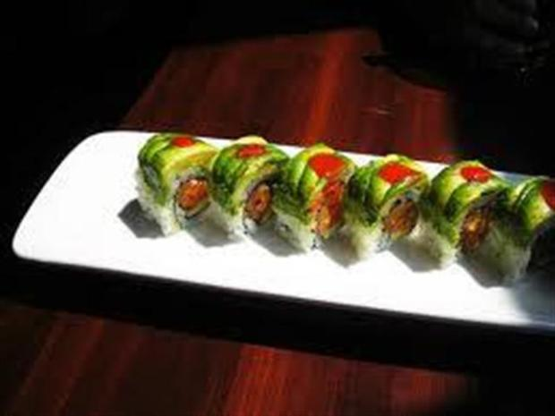 [MI] Hot Topic: RA Sushi: Pacific Roll