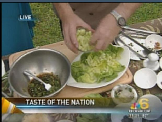 [MI] Taste of the Nation: Chef Allen Susser