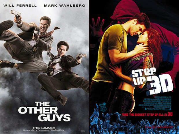 """This Week's New Movies: It's Time for """"The Other Guys"""" to """"Step Up 3D"""""""