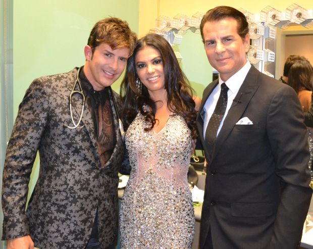 Miss Brasil USA 2014 Hosted By Adriana De Moura, Vincent De Paul and Dr. Robert Rey