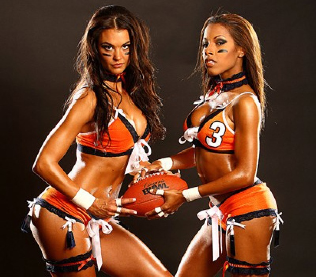 Chicago Bliss Bring Sexy Back to the Gridiron