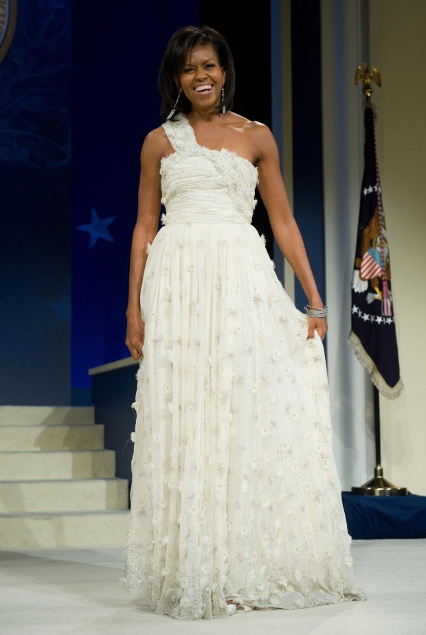 [NATL] From 2009: Inaugural Ball Gowns