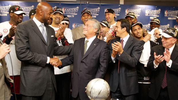 Miami Heat 2011 Playoff Run