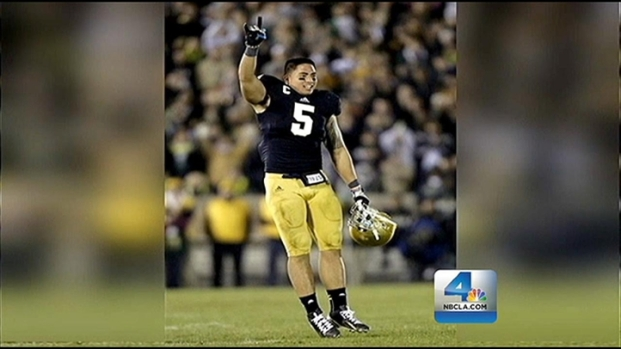 [LA] New Developments in College Football Star's Girlfriend Hoax