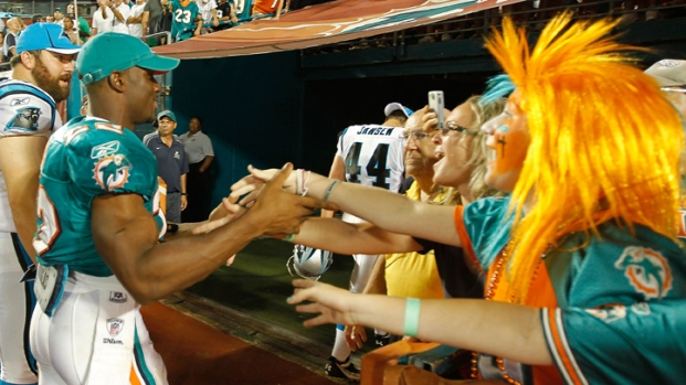 Victory in Pictures: Dolphins Win Preseason Game 2