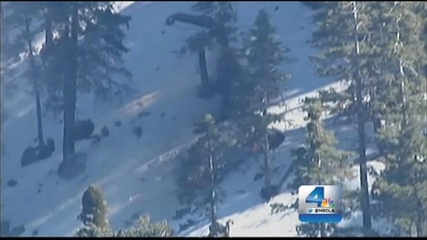"[LA] Big Bear Manhunt Will Resume ""If Necessary"": Sheriff"