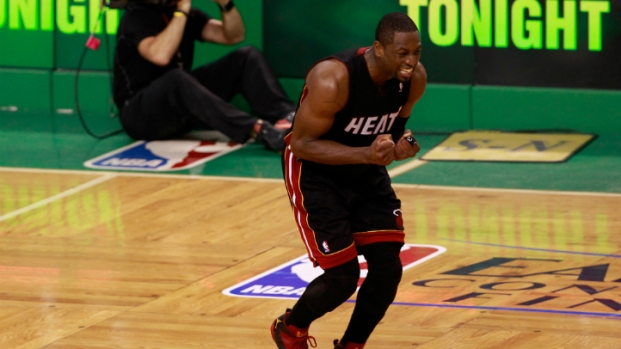 Dramatic Scenes from Heat-Celtics Game 4
