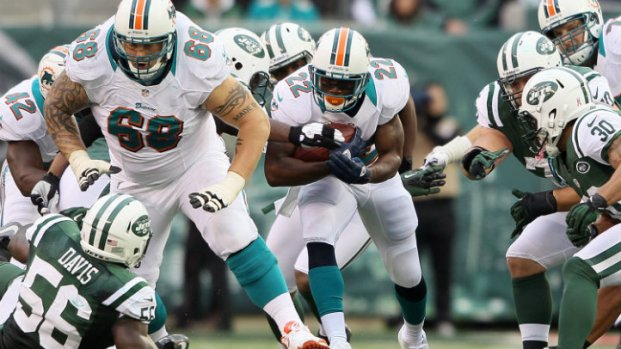 Photos: Dolphins Crush Jets