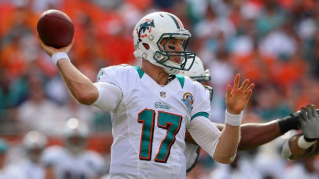 Miami Dolphins 2012 Report Card