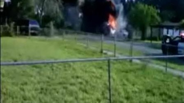 [MI] Plane Crash Kills Pilot