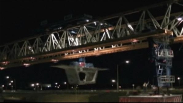 [MI] State-of-Art-Machine Builds Expressways