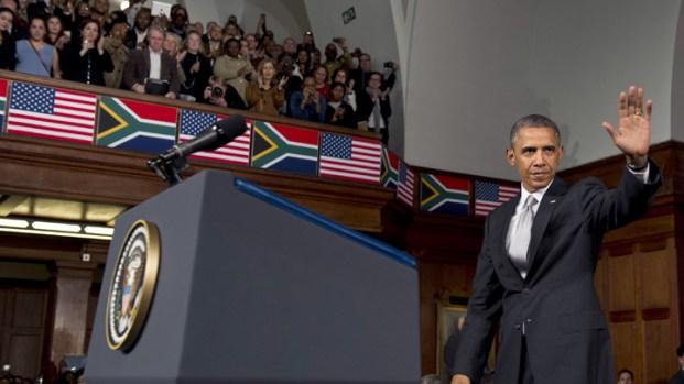 Obama's Africa Trip