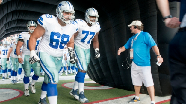 Dolphins Vs. Cowboys: Hall of Fame Game