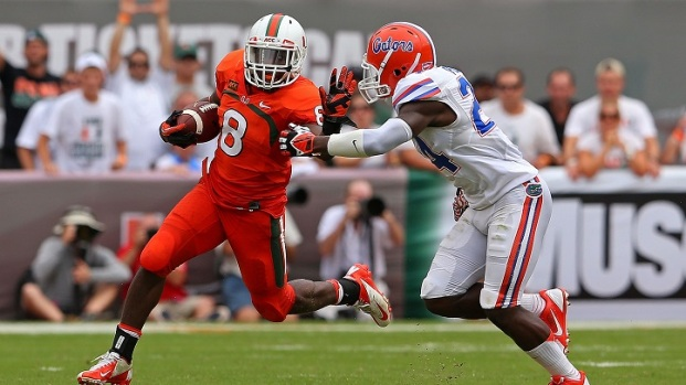 Canes Hold Off Gators