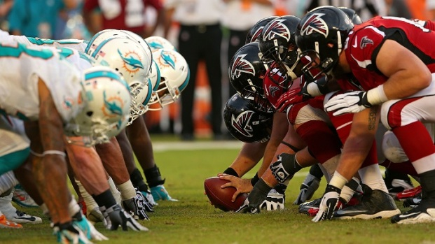 Photos: Dolphins Win Home Opener