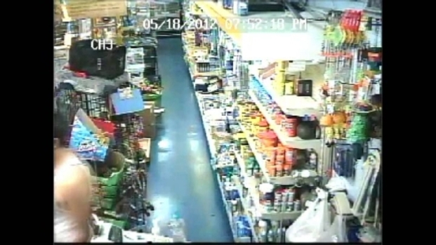 [MI] Surveillance Video of Suspect in Canary Thefts