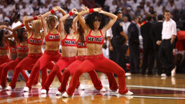 Who's Hotter: Heat Dancers vs. Luvabulls