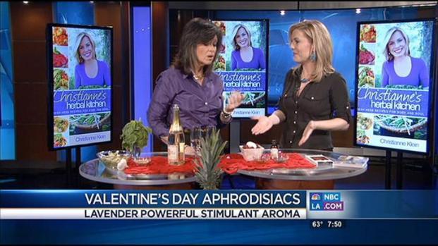 [LA] Valentine's Day Aphrodisiacs
