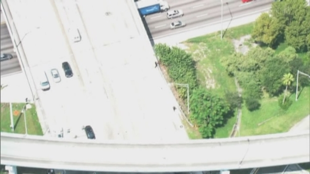 [MI] RAW VIDEO: Police Chase Ends in Violent Crash in Broward