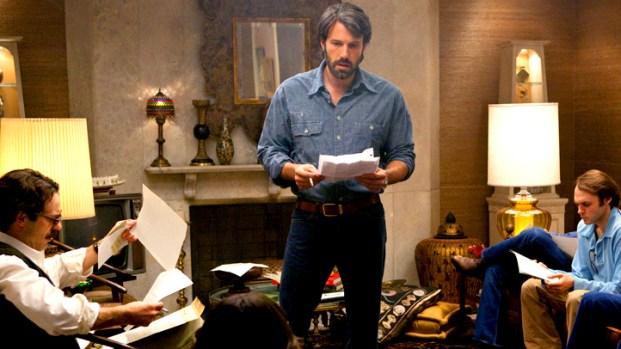 "[NBCAH] Ben Affleck's ""Argo"" Premiere"
