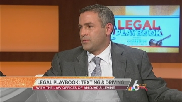 [MI] The Legal Playbook: Texting and Driving