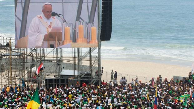 [NATL] Popes Address the Faithful