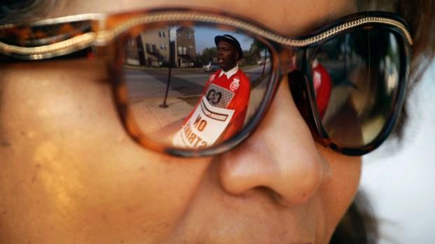 Chicago Teachers On Strike
