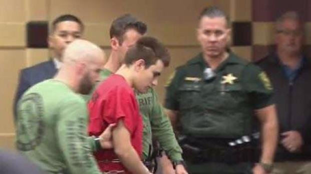 [MI] Accused Gunman Nikolas Cruz Appears in Court