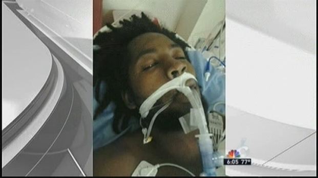 [MI] Naked Man Who Was Choking Dog Shot by Homeowner in Miami: Police