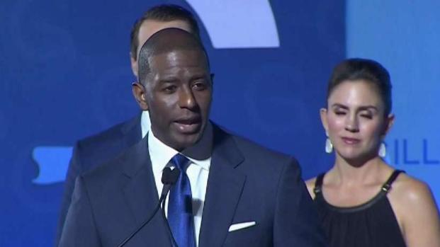 Andrew Gillum Concedes Governor's Race