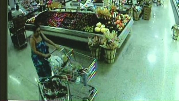 [MI] Police Looking for Publix Purse Snatcher Caught on Tape