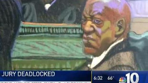 Mistrial announced in Bill Cosby case