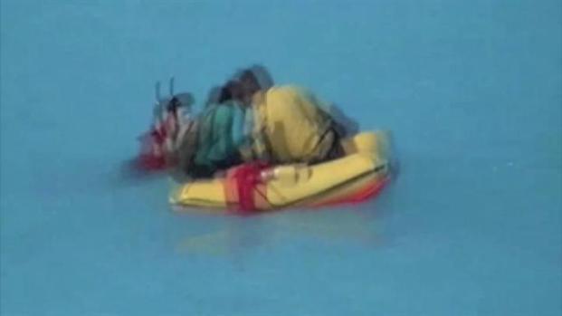 [MI] Coast Guard Rescues Air Crash Survivors