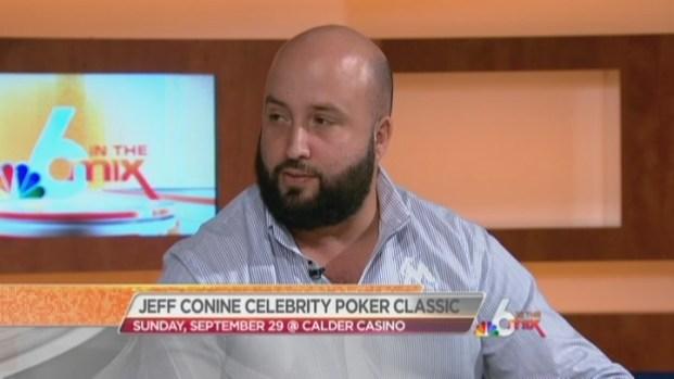 [MI] Jeff Conine Celebrity Poker