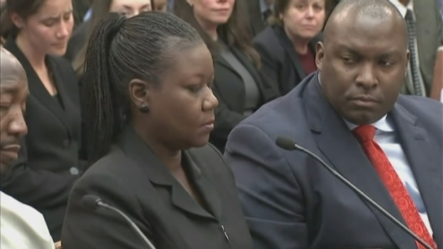 [MI] Trayvon Martin's Parents Speak at Congressional Hearing on Racial Profiling