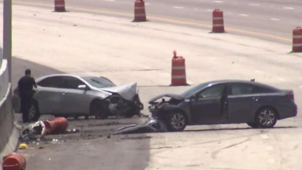 5-Year-Old Girl Dies Day After Crash on I-95 in Deerfield Beach