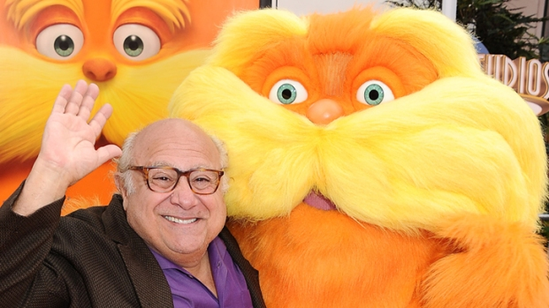 "[NBCAH] Danny DeVito Discusses ""The Lorax"" and his ""Troll Foot"""